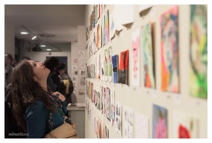 Exposición Postales desde el limbo