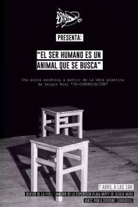Sergio Muro. El ser humano es un ser que se busca.