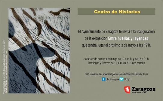 GLORIA GARCÍA. NUEVA EXPOSICIÓN COLECTIVA EN EL CENTRO DE HISTORIAS DE ZARAGOZA.