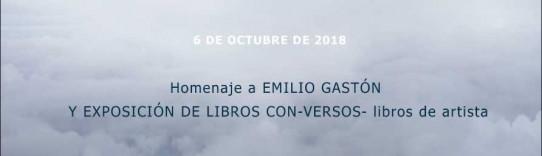 EXPOSICIÓN LIBROS CON-VERSOS